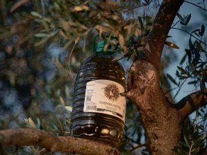 AOVE Ecológico Verísima Natura 5lt Coupage: Picual, Cornicabra y Arbequina