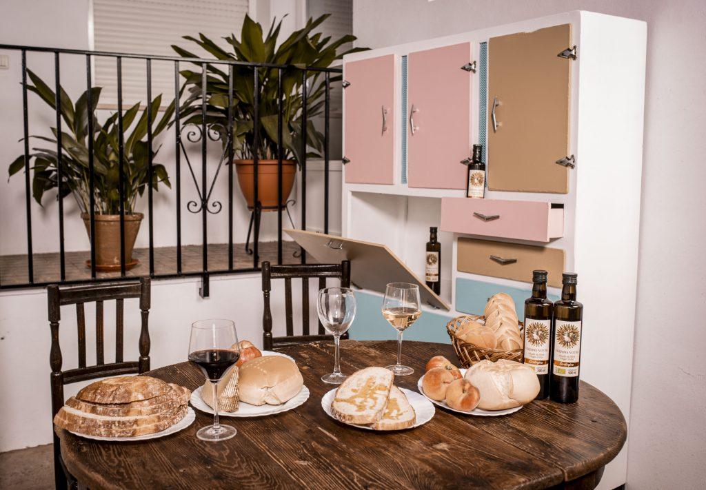 Aceite de Oliva Virgen Extra Ecológico Verísima Natura. Dieta mediterránea en nuestra mesa manchega.